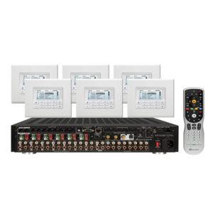 Controller Amplifier Streamer