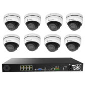 CCTV Kit Security Camera 8 Channel