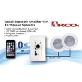 Bluetooth amp and Speaker