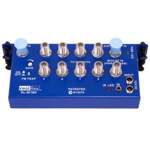 RF Video Distribution / Amplifier Unit