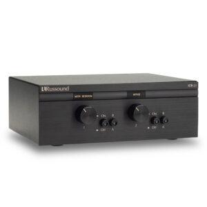 Speaker Selectors Dual Source