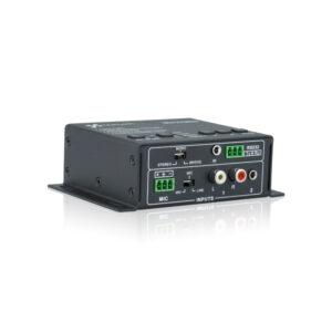 Audio mixer/amp